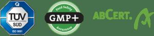 Bioferm certifikáty